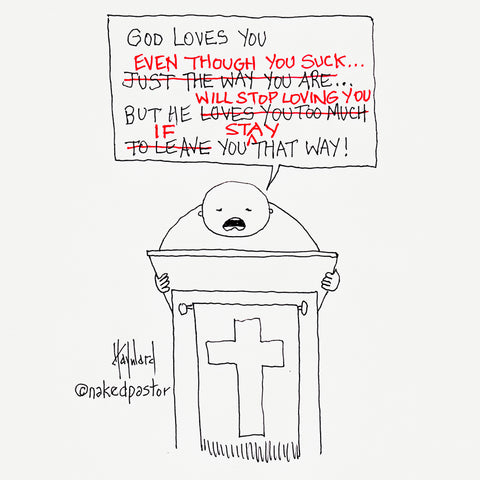 God Loves You Edited