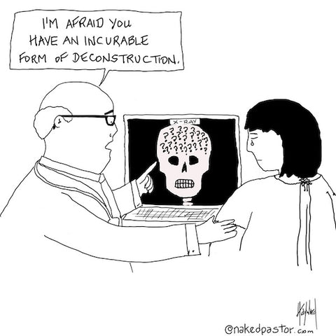 Incurable Deconstruction CARTOON