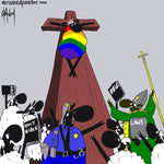 LGBTQ Persecution CARTOON