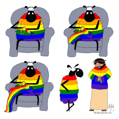 LGBTQ Sweater