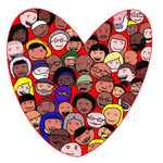 Love Everybody CARTOON