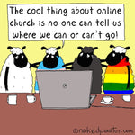 Online Church for All