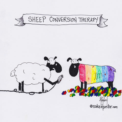 Sheep Conversion Therapy