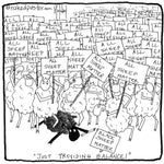 Black Sheep Matter CARTOON