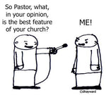 Church's Best Feature