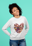 Love Everybody Unisex Sweatshirt