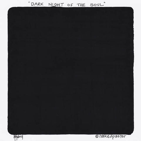Dark Night of the Soul CARTOON