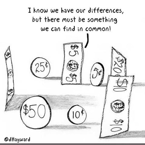 Differences, Division, and Diversity CARTOON