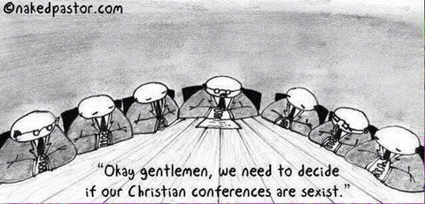 Sexist Conferences CARTOON