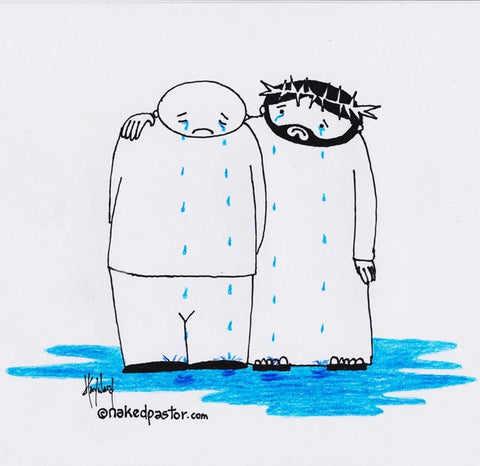 Crying Together CARTOON