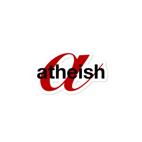 Atheish Sticker