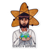 Science and Wonders Sticker