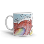 Wave of Gay Theology Mug