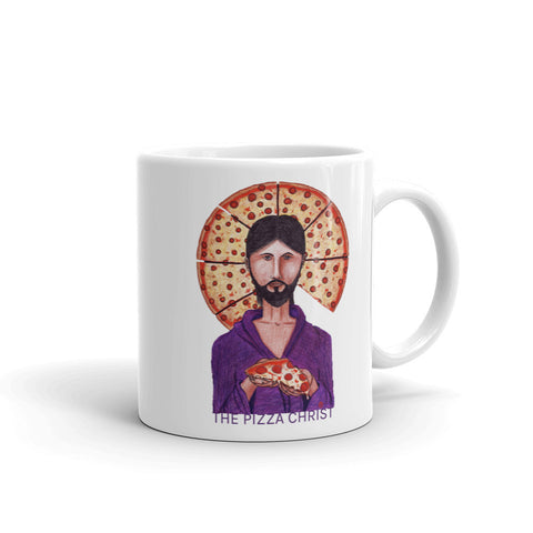 The Pizza Christ Mug