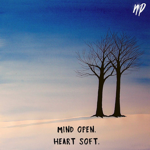 Open Mind Soft Heart Image