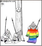 Rainbow Robe CARTOON