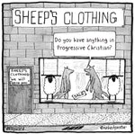 Progressive Sheep's Clothing