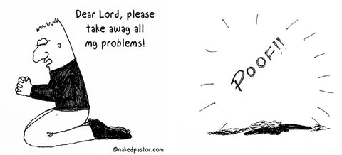 "Old Cartoon: ""Take Away My Problems"""