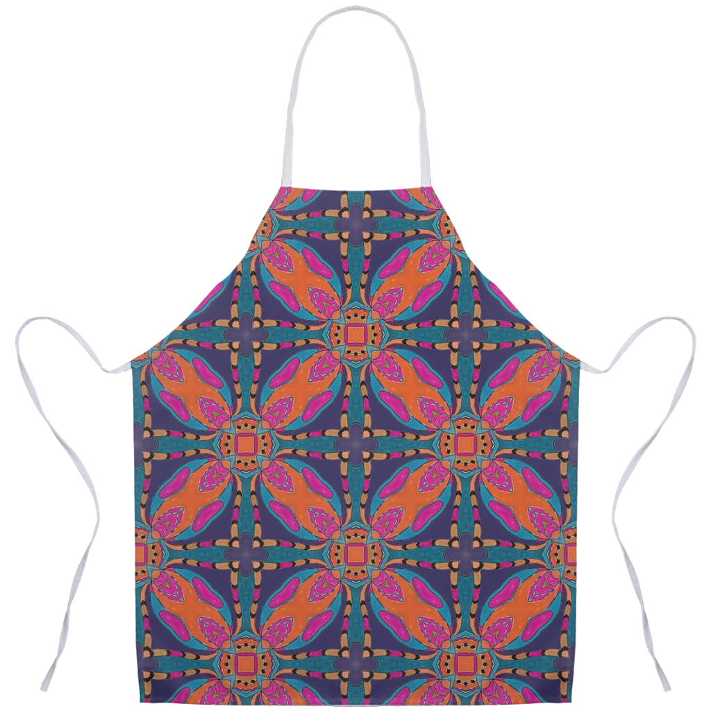 'Summer Night' Aprons