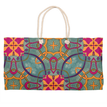 Load image into Gallery viewer, 'Clara' Weekender Tote Bag