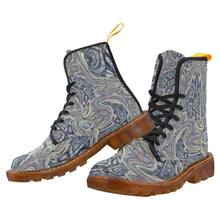 Load image into Gallery viewer, Canvas Women's Boots by Leah Quinn for the 2021 Winter Season