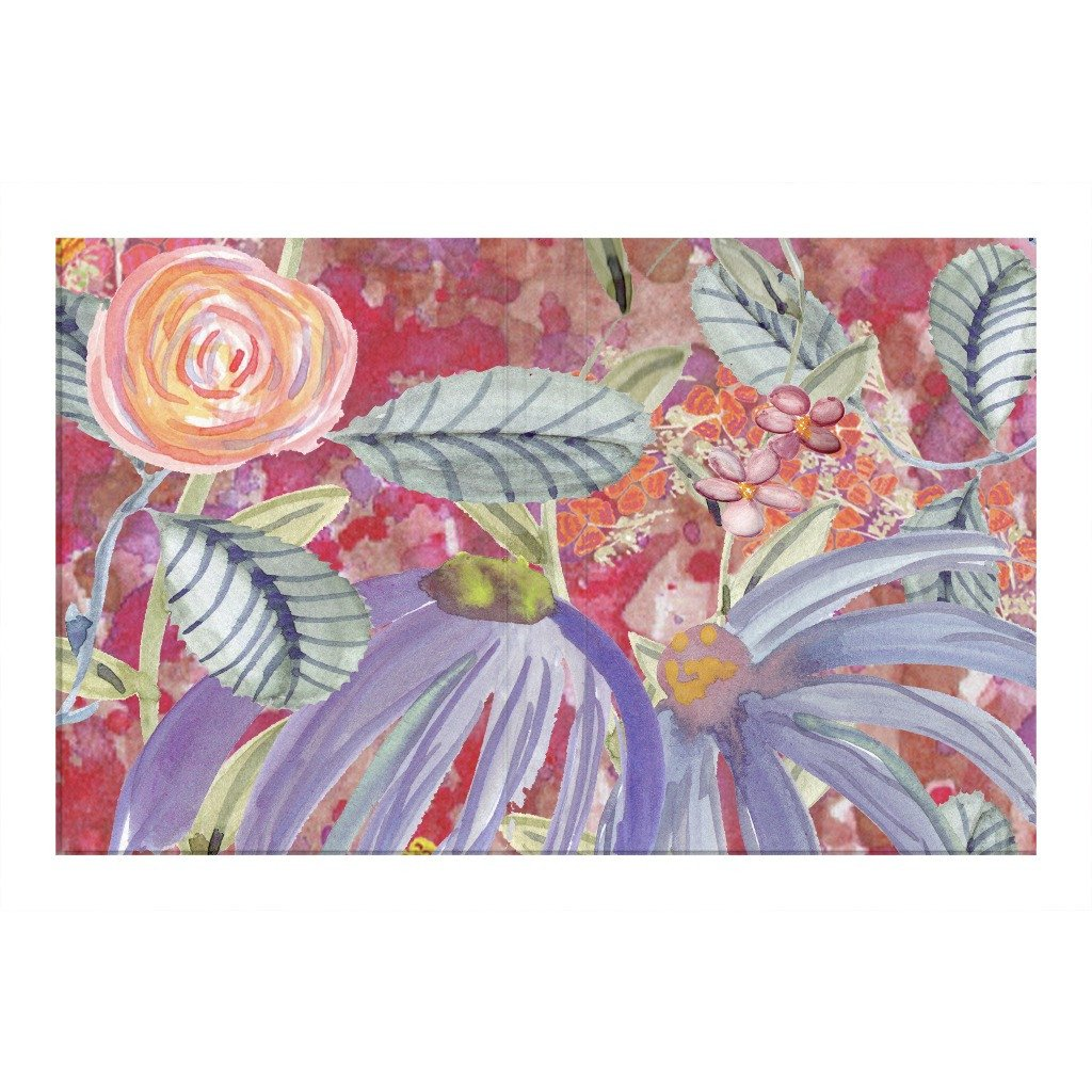 Gertrude's Jungled Gardens Hardcover Lined Notebooks 6.25x8.25 inch