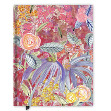 Load image into Gallery viewer, Gertrude's Jungled Gardens Hardcover Lined Notebooks 6.25x8.25 inch