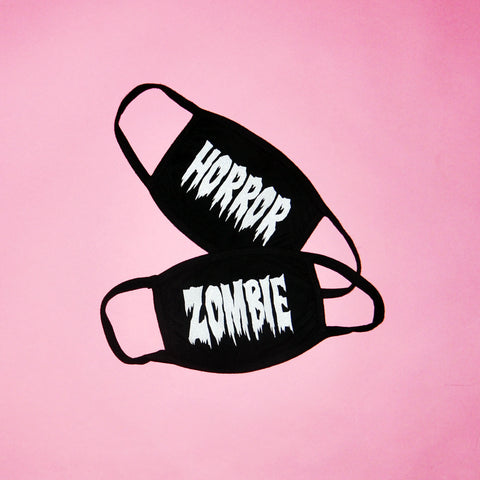 HORROR & ZOMBIE MASKS