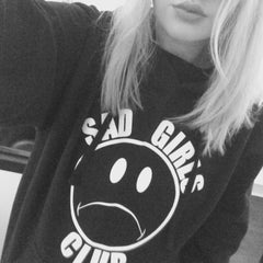 SAD GIRLS CLUB HOODIE