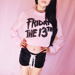 FRIDAY THE 13TH LONGSLEEVE