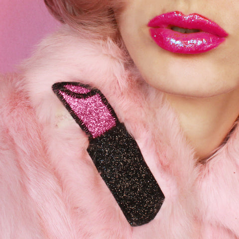 GLITTER LIPSTICK PATCH