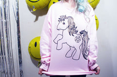 MY METAL PONY SWEATSHIRT