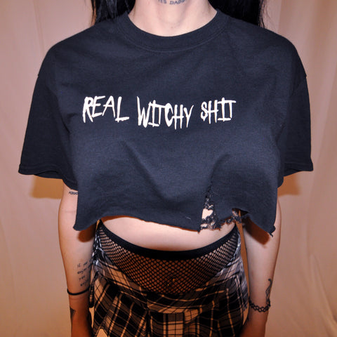 REAL WITCHY SHIT