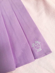 SAD GIRLS CLUB TENNIS SKIRT