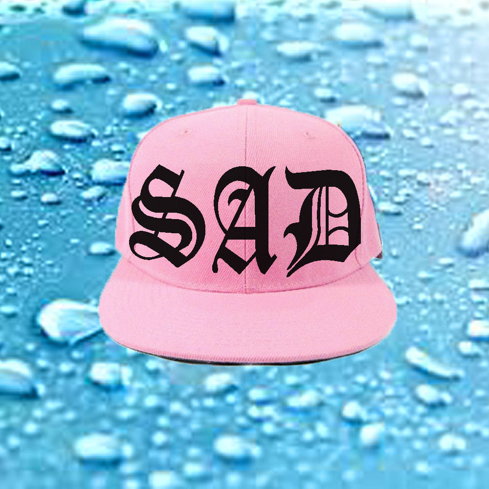 OFFICIAL SAD GIRLS CLUB SNAPBACK