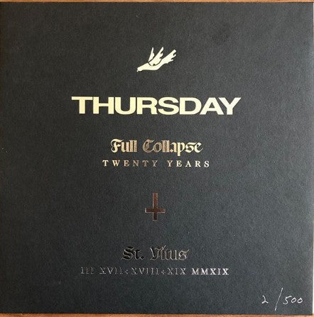 St Vitus Full Collapse Signed