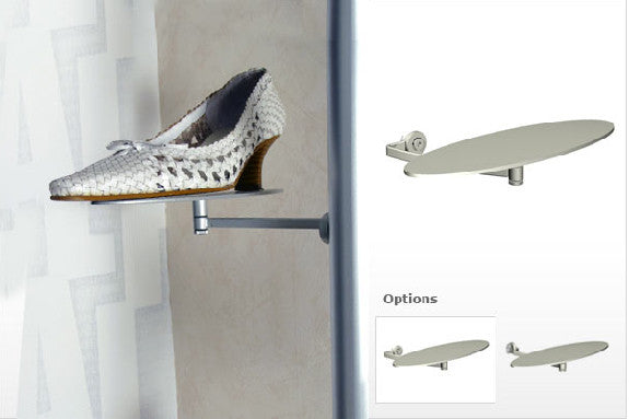 Flat Shoe Display Side - Palo System