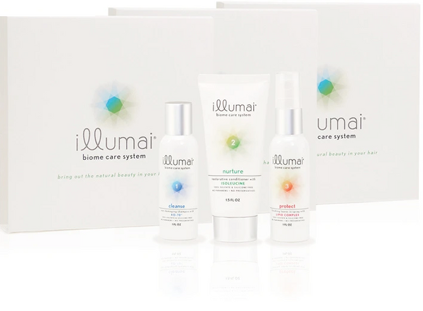 Image of 3 illumai Travel Packs.