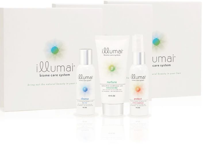 Photo of illumai travel pack bundle