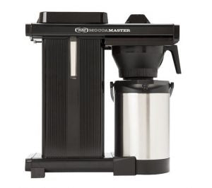Moccamaster Thermoserver in Black