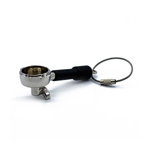 Coffee Keyring
