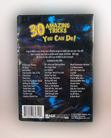 30 Tricks & Tips DVD