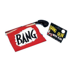 Bang Gun with Flag