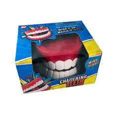 Chatter Teeth