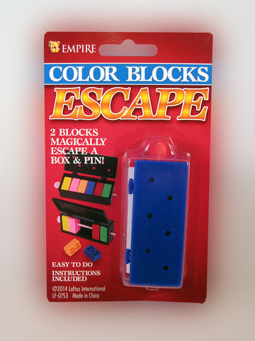 Magic Escape Blocks