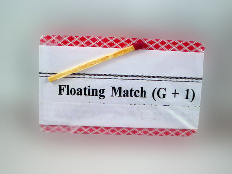 Magic Floating Match Trick