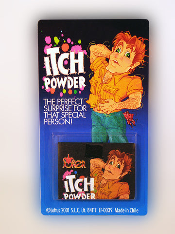 Itch Powder
