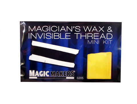 Wax & Invisible Thread Kit