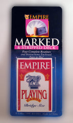 Empire Marked & Stripped Deck