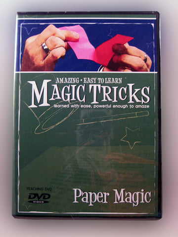 Paper Magic DVD